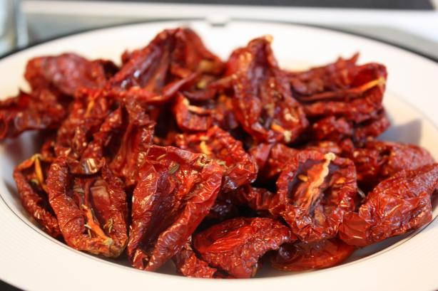 Easy Sun Dried Tomatoes - Top 8 Most Popular Ways to Preserve Tomatoes for Winter