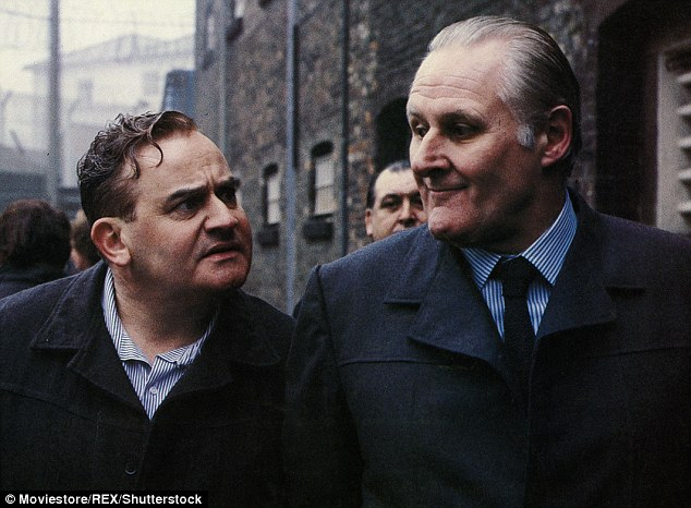 Peter Vaughan, who has died at age 93, will be best remembered for his portrayal of